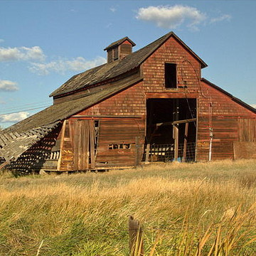 Architecture - Old Barns