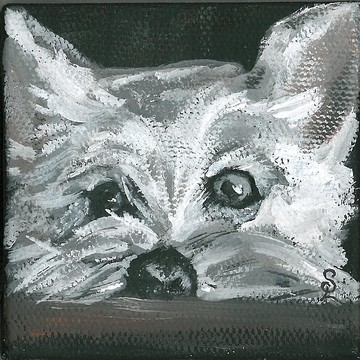 Art by SLowe - Pet Portraits Collection