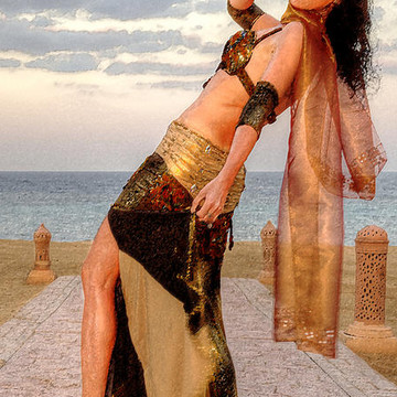 Art of the Belly Dance Collection