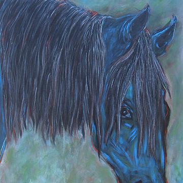 Art with Horses by Katt Yanda Collection