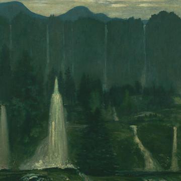 Arthur Bowen Davies Collection