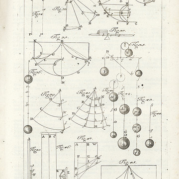 Astronomy & Physics Illustrations Collection