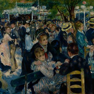 Auguste Renoir Collection