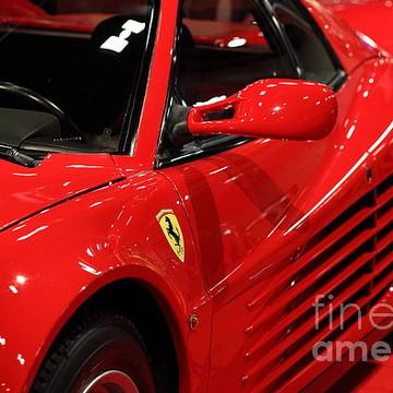 Automotive Photos - Ferrari Collection