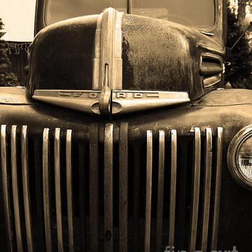 Automotive Photos - Trucks Collection