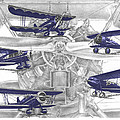 Aviation Art Collection