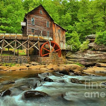 Babcock State Park - West Virginia Collection
