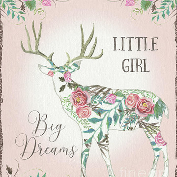 Baby Girl Nursery Collection