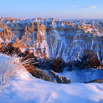 Badlands and Black Hills Landscapes Collection