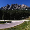 Banff Alberta    British Columbia Collection