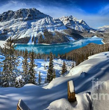 Banff National Park - Icefields Parkway Collection