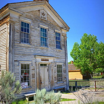 Bannack Montana Collection