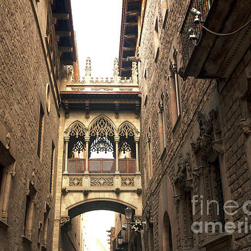 Barcelona - Gothic Quarter Collection