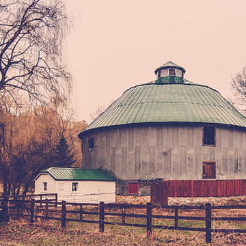 Barn and Farm-related Photography Collection