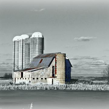 Barns and Abandon Houses of Michigan Collection