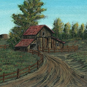 Barns and Cabins Collection