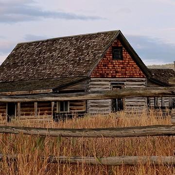 Barns And Farm Houses Collection