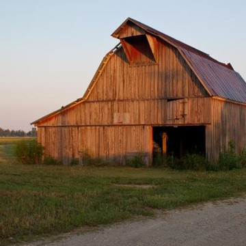 Barns and Farmlands Collection