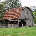 Barns of Louisiana Collection