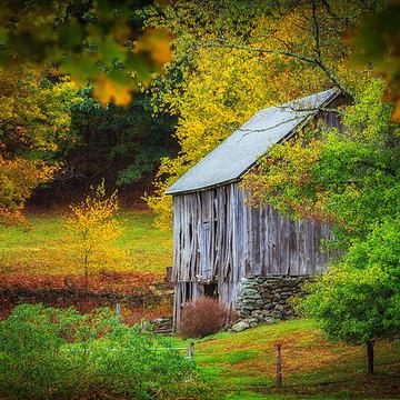 Barns of New England Collection