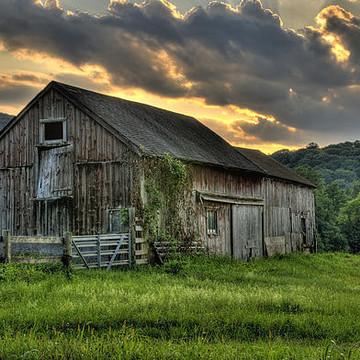 Barns -  Shacks - Grist Mills Collection