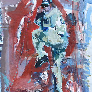 Baseball Paintings Collection