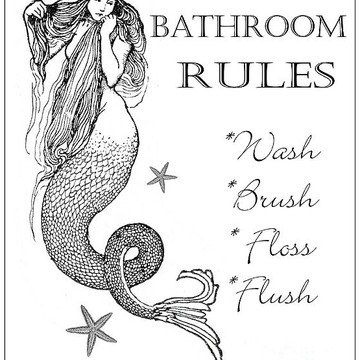 Bathroom Decor Collection