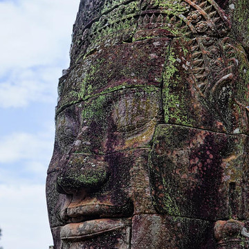 Bayon Temple 12th Century Collection