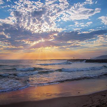 Beaches Ocean and Coast Collection