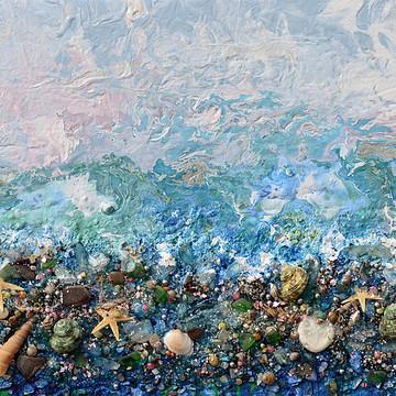 Beachy Art Collection