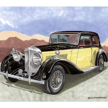 Beautiful Bentleys Collection