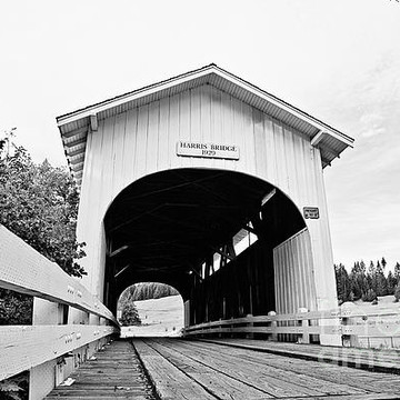 Beautiful Bridges Including Wooden Covered Bridges Collection