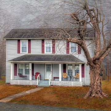 Benton Missouri Historical Houses Collection