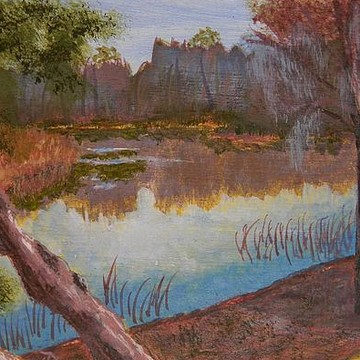 Best Acrylic Paintings Collection