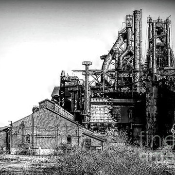 Bethlehem Steel Ghost Town Collection