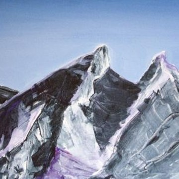 BIG ART-Acrylic on Canvas Collection