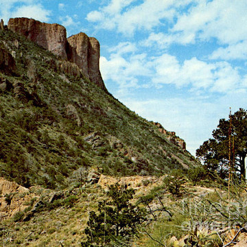 Big Bend National Park Texas Photo Gallery Collection