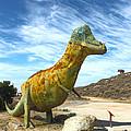 Big Fake Dinosaurs Collection