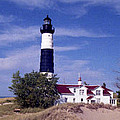 Big Point Sable Lighthouse Collection