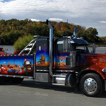 Big Rig Tow Trucks Collection