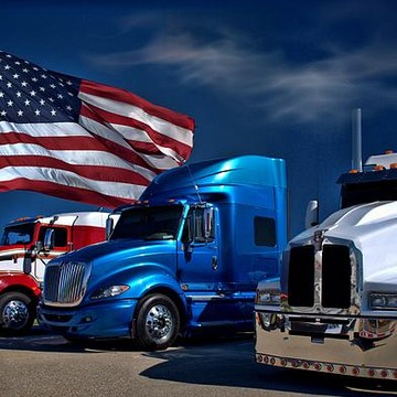 Big Rigs of All Kinds Collection