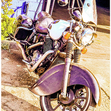 Bikers Paradise Collection