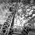 Black & White Oil Rigs Collection