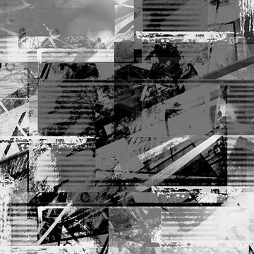 Black and White Abstract Collection