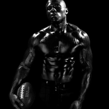 Black Men in Black and White Collection