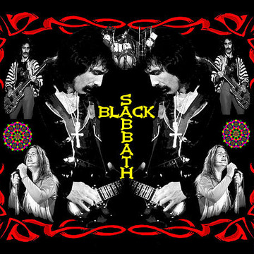 Black Sabbath Art Collection