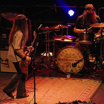 Blackberry Smoke 2013 Collection