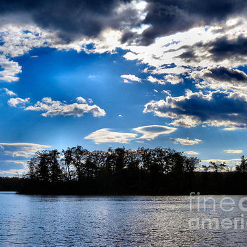 Blue Skies and Cloud Formations Collection