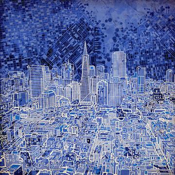 Blue Tones Collection