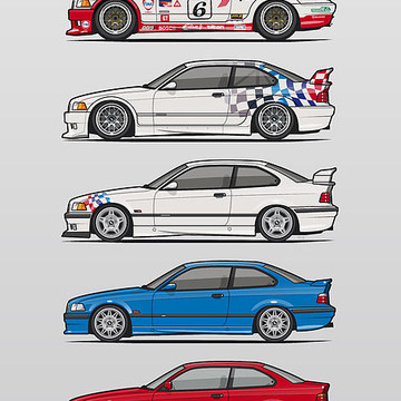 BMWs Collection